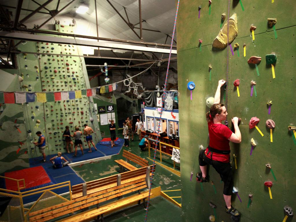 Gainesville Rock Gym