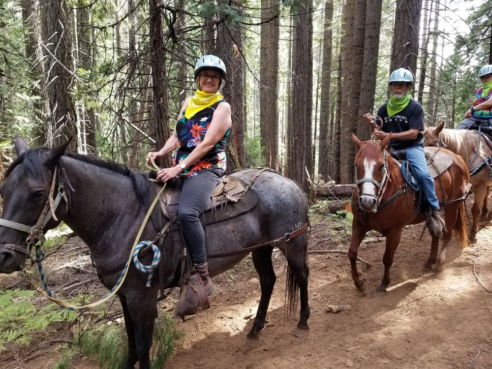Yosemite Trails Horseback Adventures