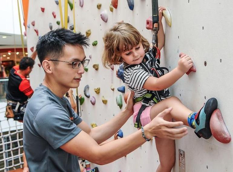Basic Guide To Rock Climbing for Kids 2020