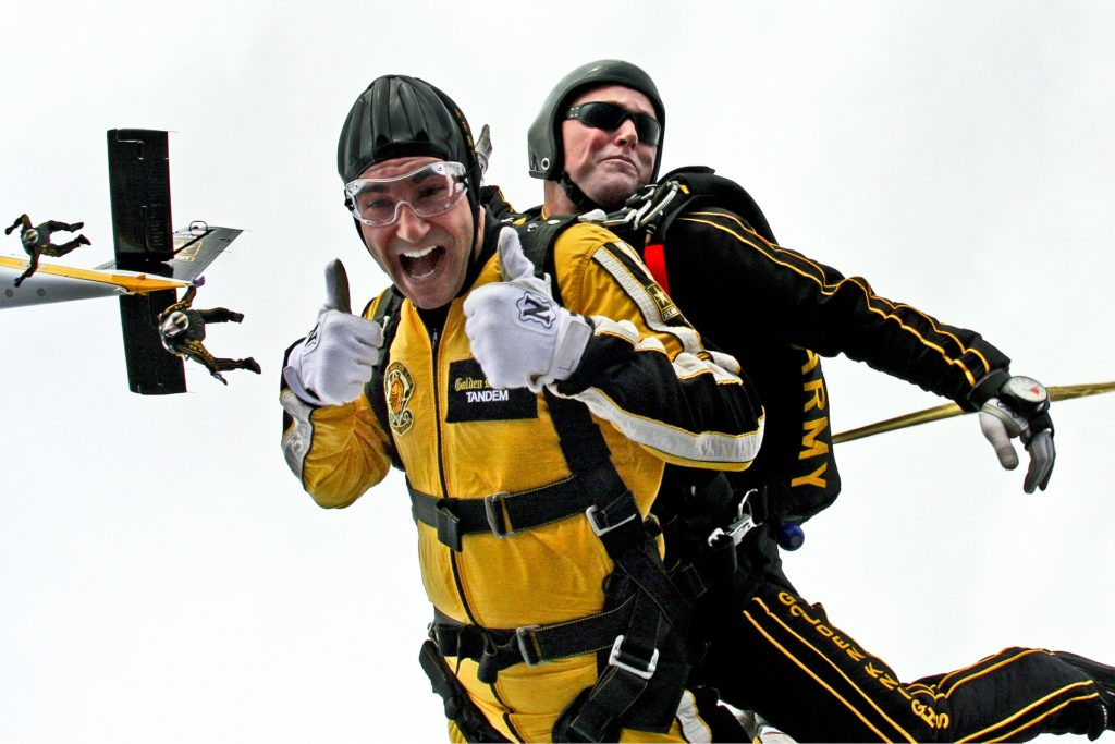 how much does skydiving cost