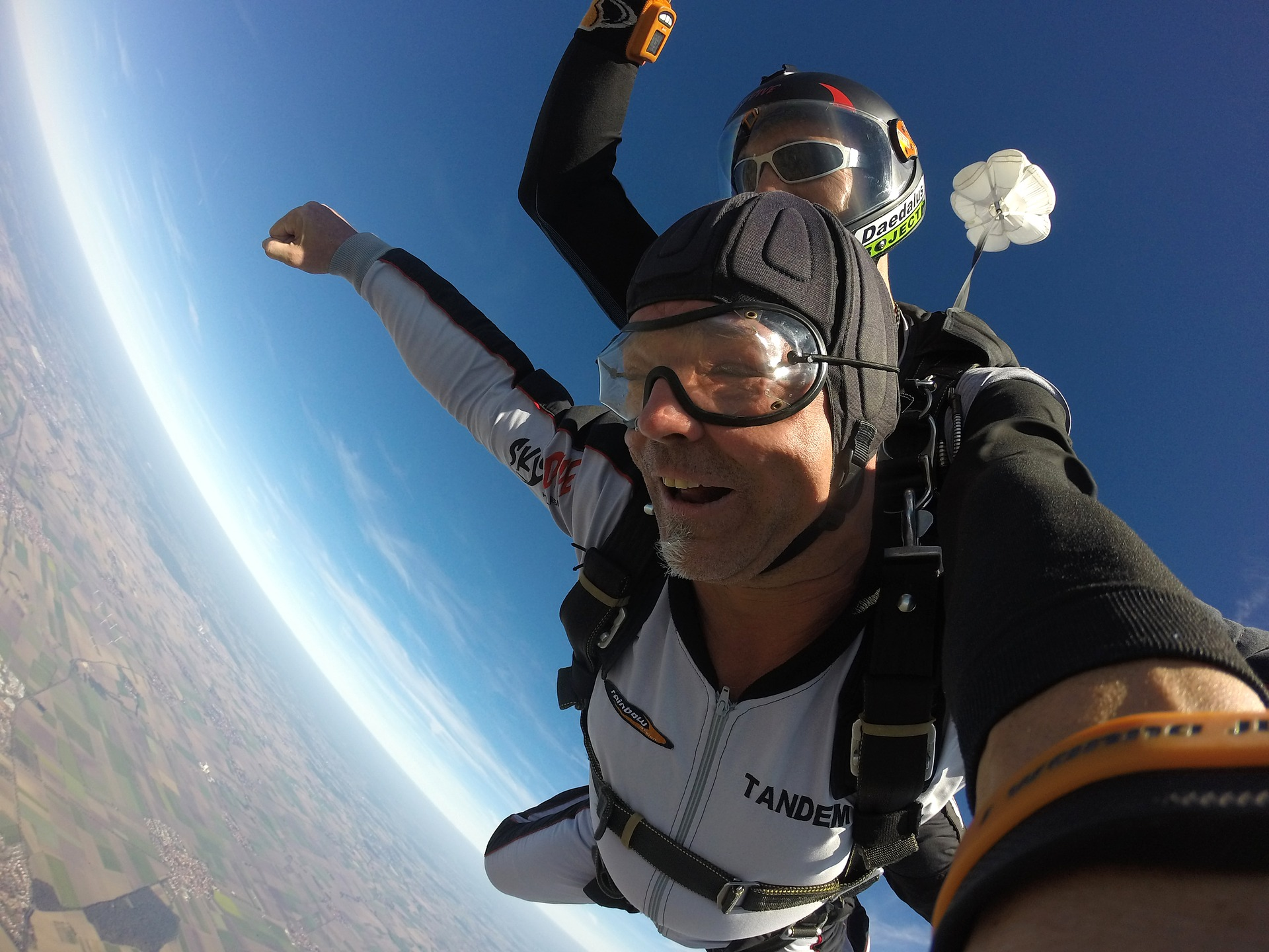 How much does it cost to skydive 2020