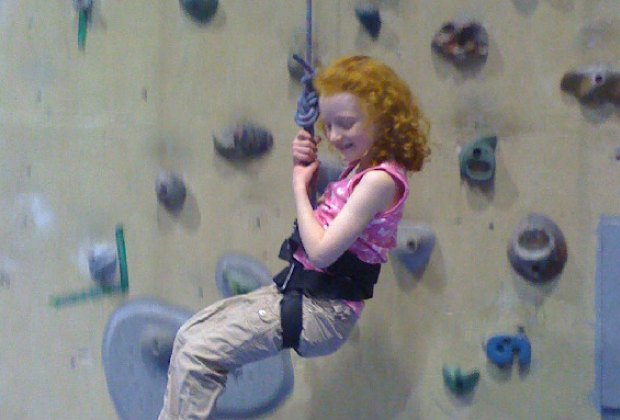 Is rock climbing for kids safe