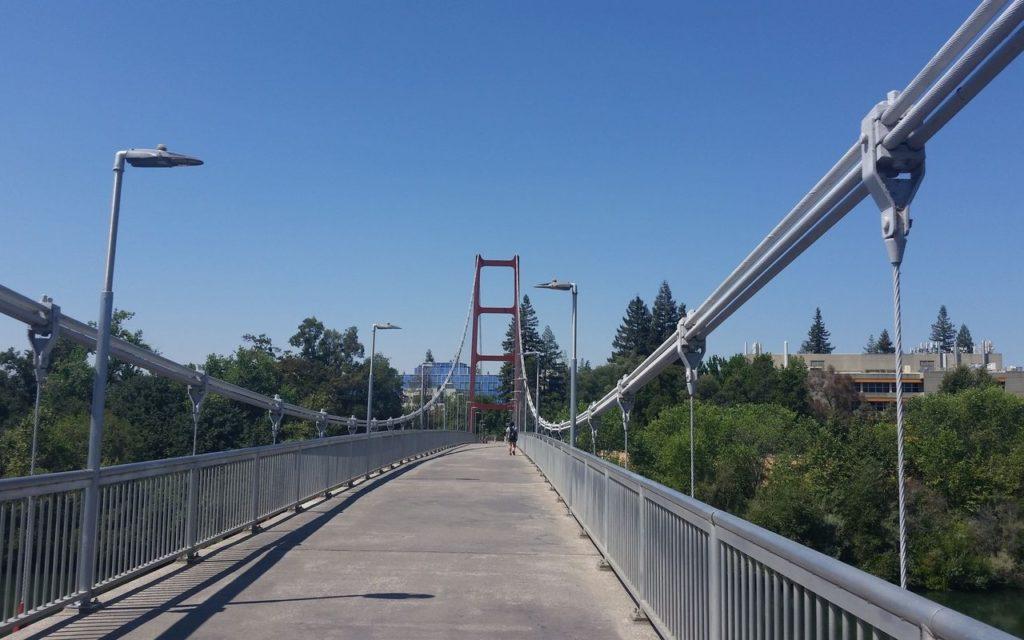 iking Near Sacramento, CA