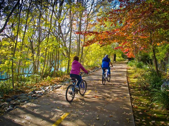 Sacramento River Bike Trail