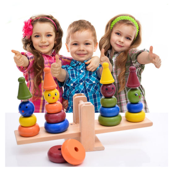 Stack and balance Toy