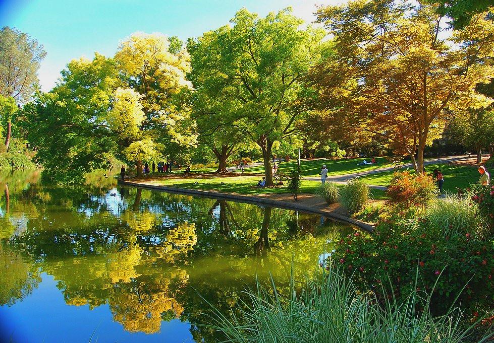 UC Davis Arboretum Trail
