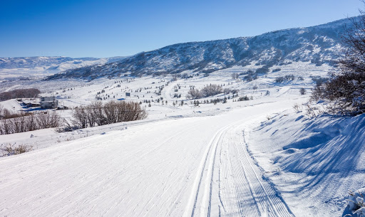 Soldier Hollow Cross country Skiing Resort