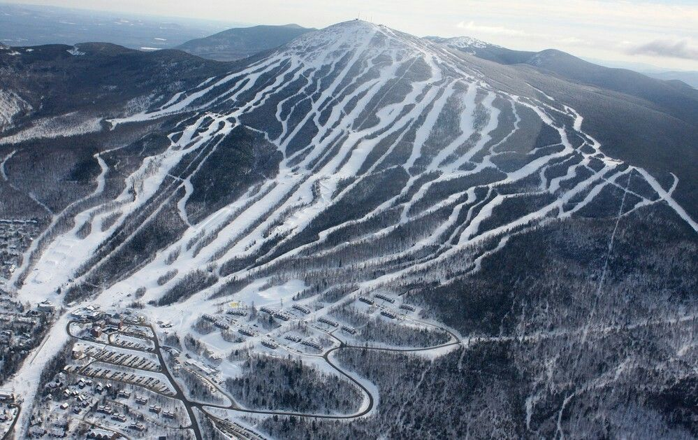 Sugarloaf skiing resort